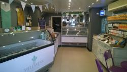 Treleavens Ice Cream Shop