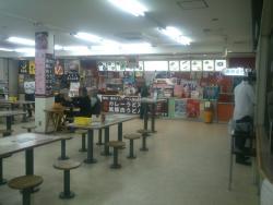 Sakurajima Service Area Upline Snack Corner