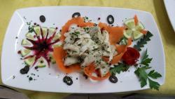 Restaurant de l'Hotel Ispinigoli