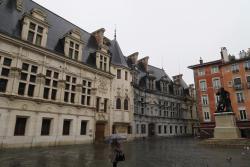 Ancien palais du Parlement de Dauphiné