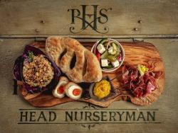 The Botanist Deli Board - Select four items, all served with Turkish flatbread.