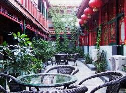 Double Happiness Beijing Courtyard Hotel
