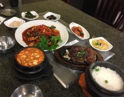 So Kong Dong Tofu & BBQ