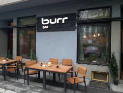 Burr Bar