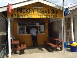 Mickey's Snack Shop