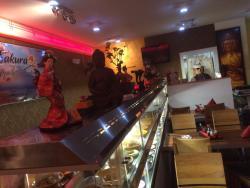 SAKURA Running Sushi