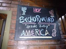 America Bodegon