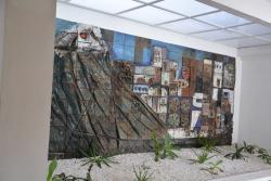 Lobby work of art