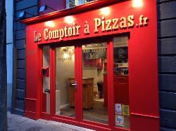 Le Comptoir A Pizzas Lamoriciere
