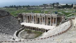Hierapolis & Pamukkale