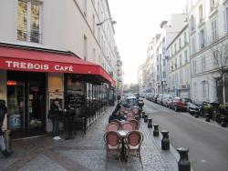 Le Trebois Cafe