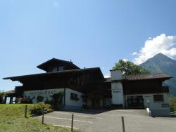 Hotel Chalet Bergblick - Restaurant Chez Ruedi