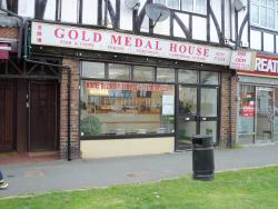 Gold Medal House