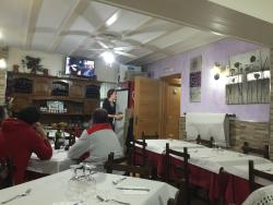 Restaurante La Bisagra