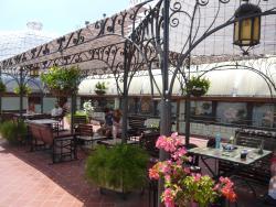 Hotel Raquel - Restaurant
