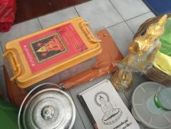 Suan Pa Si Racha Bureau of Monks