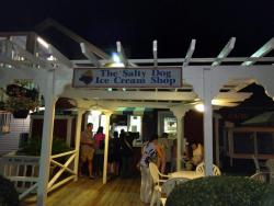 Salty Dog Ice Cream Shop