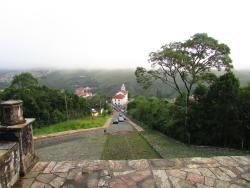 Mirante da Igreja S. Francisco de Paula