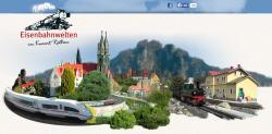 Eisenbahnwelten im Kurort Rathen