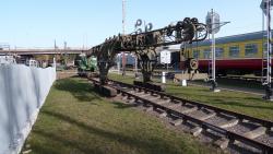Baranovichi Museum of Railway Equipment