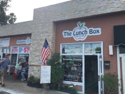 ‪The Lunch Box Cafe‬