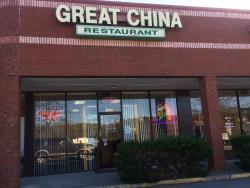 Great China Restaurant