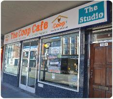 The Coop Cafe and Studio