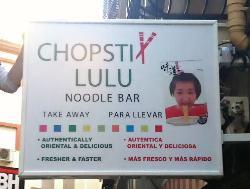 Chopstix Lulu