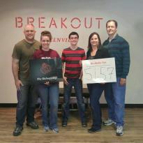 Breakout Games - Greenville
