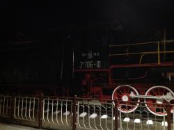 Monument-Locomotive Eu 706-10