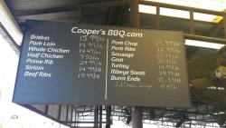 GREAT TEXAS BARBEQUE