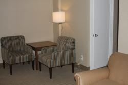 Sitting Area of Suite