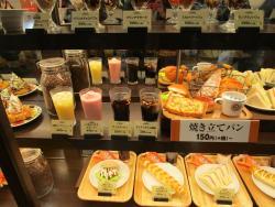 Saint Marc Cafe, Marinoacity Fukuoka