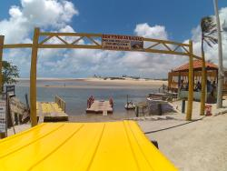 Aguas Belas Beach