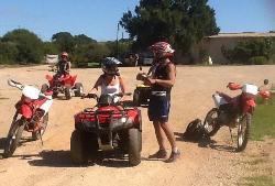 Jeffreys Bay Quad Rides