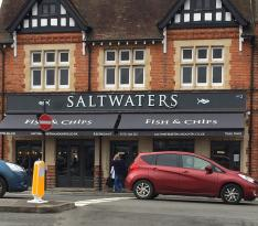 Saltwaters Fish and Chips