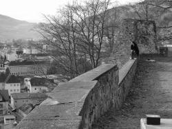 Schlossberg - Burg Landskron