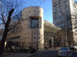 Synagogue On Bolshaya Bronnaya