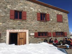 Restaurant Fuorcla Surleij