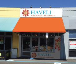 Haveli South Indian Cuisine. Delicacies & Desserts