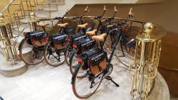 Servicio nuevo de alquiler de bicicletas
