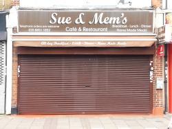 Sue & Mems Cafe
