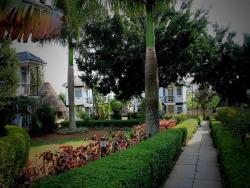 Garden Courts Hotel