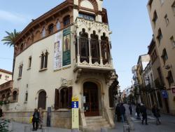 Casa Museu Lluis Domenech i Montaner