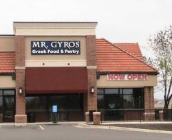 Mr Gyros