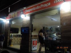 Restaurante e Choperia Da Praça