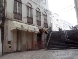 Cantinho Das Escadas