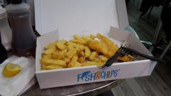 Byrnes Fish And Chips