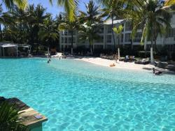 The best pool in Port Douglas