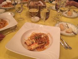 Italian Restaurant Costa Terrazza